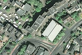 Parkhaus in Rathausnähe