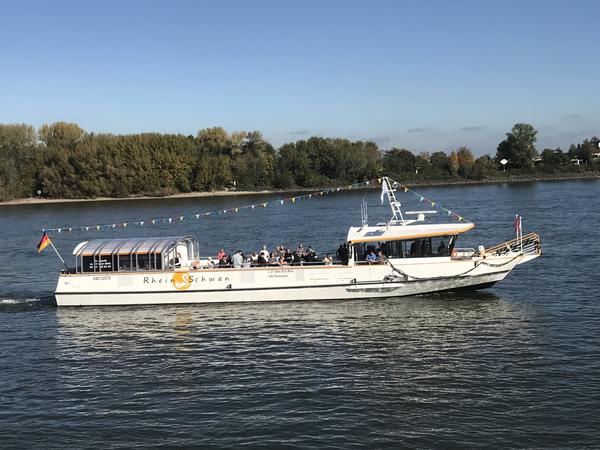 Personenfähre RheinSchwan