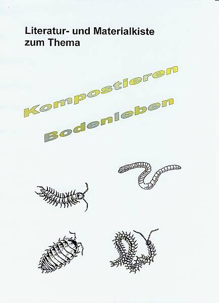 Literatur- und Materialkiste zum Thema Kompostieren / Bodenleben